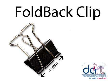 FOLDBACK CLIP 41mm