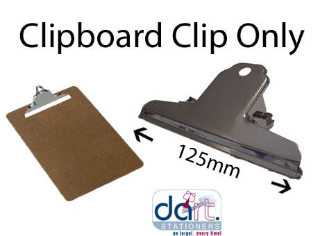 CLIPBOARD CLIP ONLY