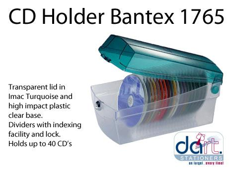 CD HOLDER BANTEX 1765