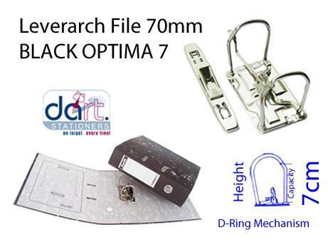 LEVERARCH BANTEX OPTIMA 7 BLACK