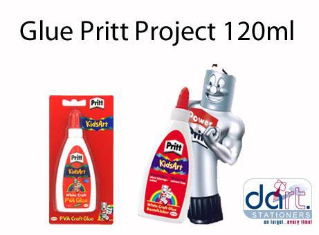 GLUE PRITT PROJECT GLUE 120ML