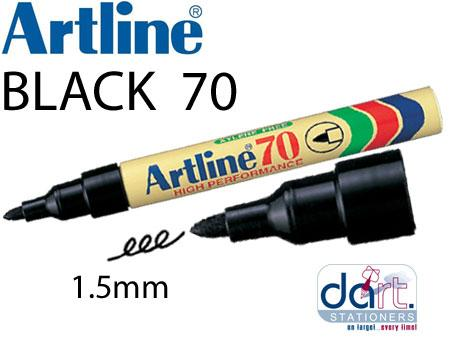 PERM ARTLINE 70 BLACK ONLY