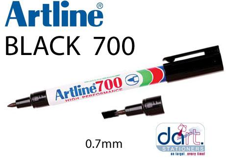 PERM ARTLINE 700 BLACK ONLY