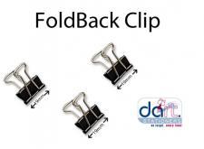 FOLDBACK CLIP 19mm