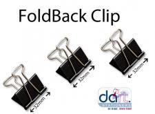 FOLDBACK CLIP 32mm