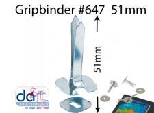 GRIPBINDER #647   51mm