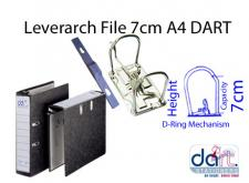 LEVERARCH FILE A4 DART