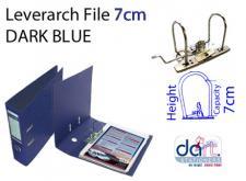 LEVERARCH DONAU 7CM DARK BLUE
