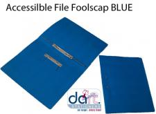 ACCESSIBLE FILE F/S BLUE