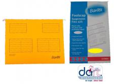 HANGING FILE BANTEX F/S YELLO