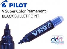 PERM  PILOT  V  SUPER COLOR  BULLET BLACK