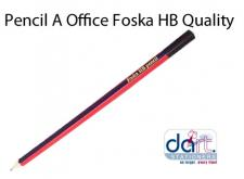 PENCIL A OFFICE FOSKA HB QUALITY