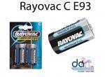 BATTERIES  RAYOVAC E93 PKT2