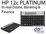 CALCULATOR HP 12C PLATINUM