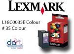 LEXMARK L18C0035E COLOUR
