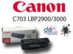 CANON C703 LBP2900/3000 CART.