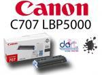CANON C707 LBP5000 2.5K BLACK