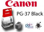 CANON PG-37 BLACK iP1800/2500  CARTRIDGE