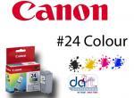 CANON BCI 24C COLOR CART