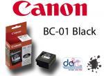 CANON BC 01 BUBBLEJET CARTRIDG