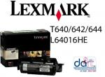 LEXMARK T640/642/644 ONE RETURN PROGRAMME