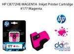 HP C8772HE CARTR. MAGENTA