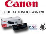 CANON FX10 L-200/120 FAX TONER