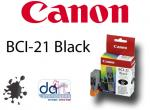 CANON BCI-21 BLACK GENUINE