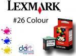 LEXMARK Z13/23/33 L10N0026 COL