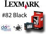 LEXMARK 18L0032 BLACK CARTIDG #82