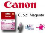 CANON CLI-521 MAGENTA CARTRIDGE