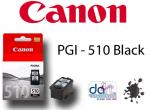 CANON PGi-510 BLACK CARTRIDGE STD CAP.