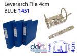 LEVERARCH PVC 4CM 1451 BLUE