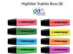 HIGHLITER STABILO BOSS (8)