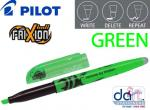 HIGHLITER PILOT FRIXION LIGHT GREEN