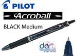PILOT ACROBALL BALLPEN BLACK