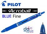 PILOT ACROBALL BALLPEN BLUE FINE 0.7MM