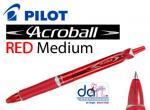 PILOT ACROBALL BALLPEN RED