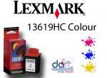 LEXMARK 13619HC COLOUR (4076)